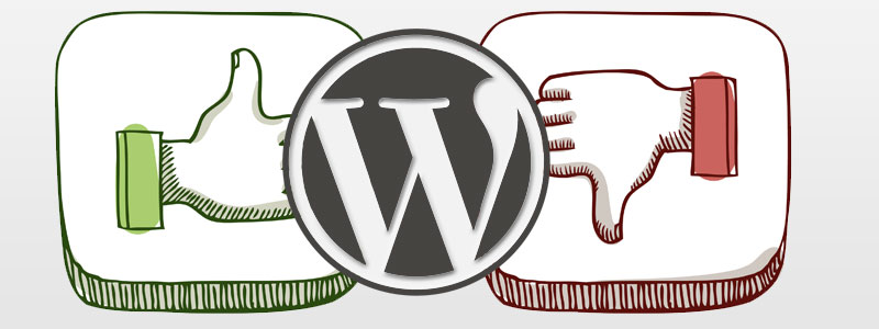 Image result for wordpress pros and cons