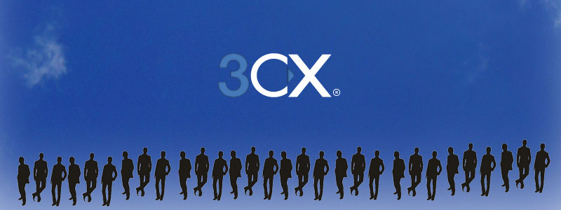 30 User 3CX PBX System - Planning, Config & Pricing