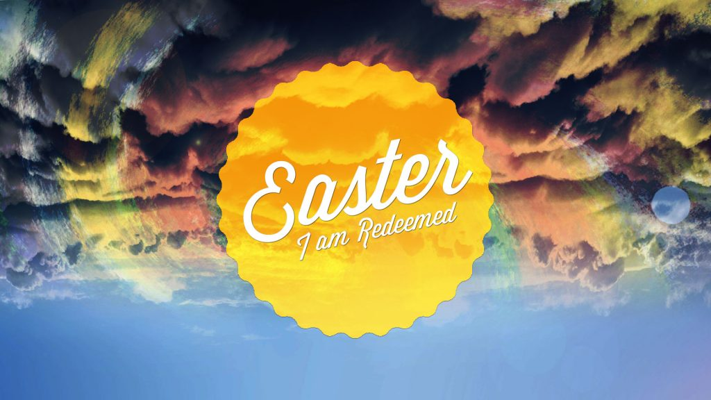 Parra Easter - I Am Redeemed