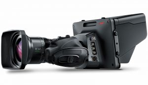 Blackmagic Studio Church Camera