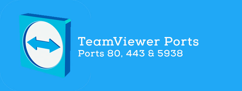 TeamViewer Ports - Which TCP & UDP Ports are Used by TeamViewer?