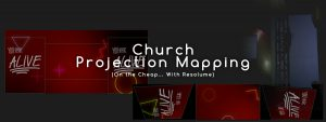 Church Projection Mapping