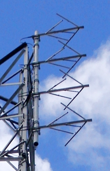 Radio Equipment: FM Antenna Array