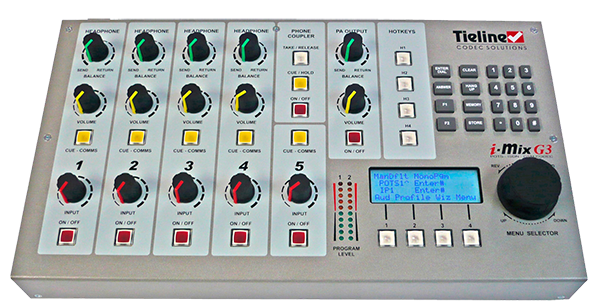 Radio Equipment: Audio Codec