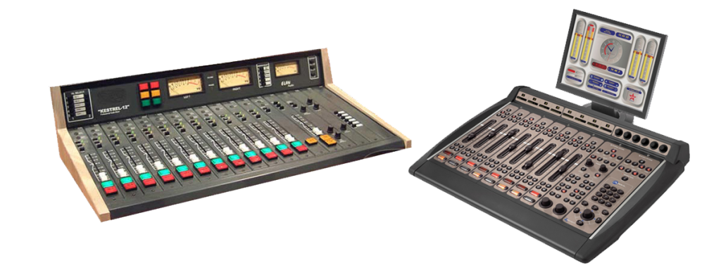 Radio Equipment: Audio Consoles
