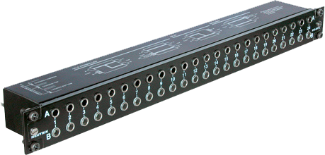 Radio Equipment: Audio Patch Bay