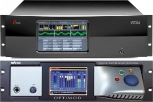 Radio Equipment Audio Processor