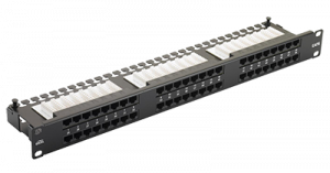 Radio Equipment: Network Patch Bay