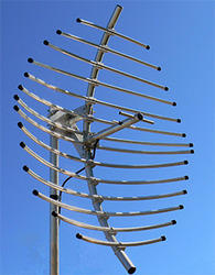 Radio Equipment: STL Antenna