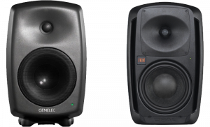 Radio Equipment: Studio Speakers