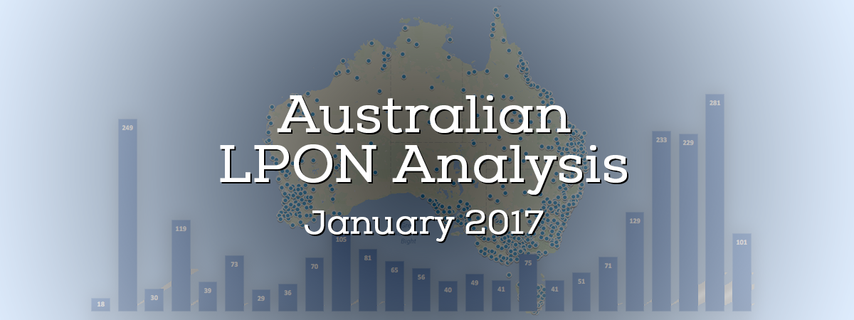 Find out who owns Australia's FM LPON licenses, and where